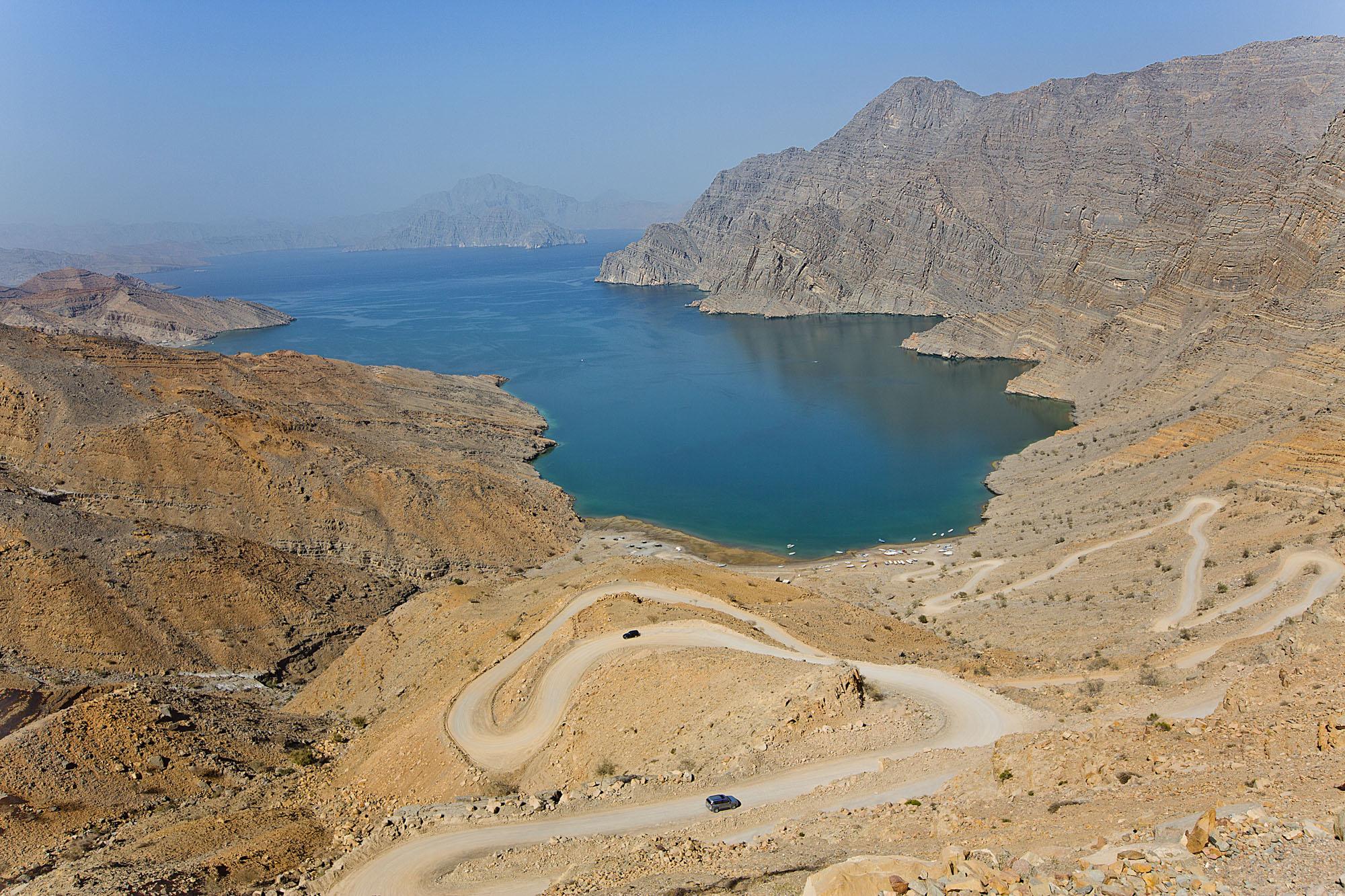 Arabische Halbinsel, Sultanat Oman, Musandam