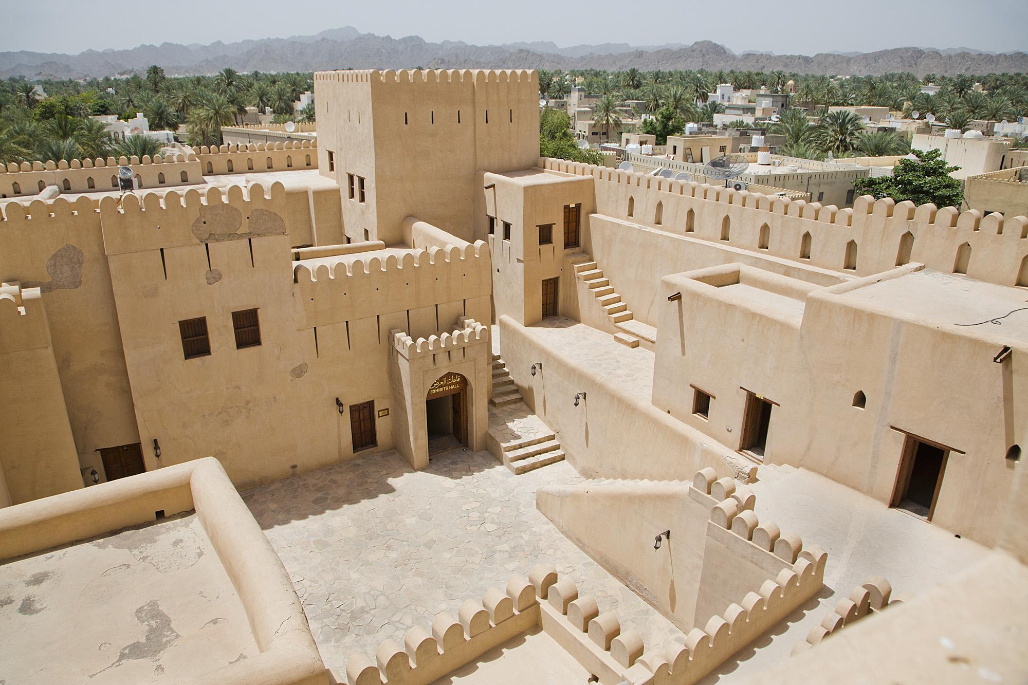 Arabische Halbinsel, Sultanat Oman, Nitzwa