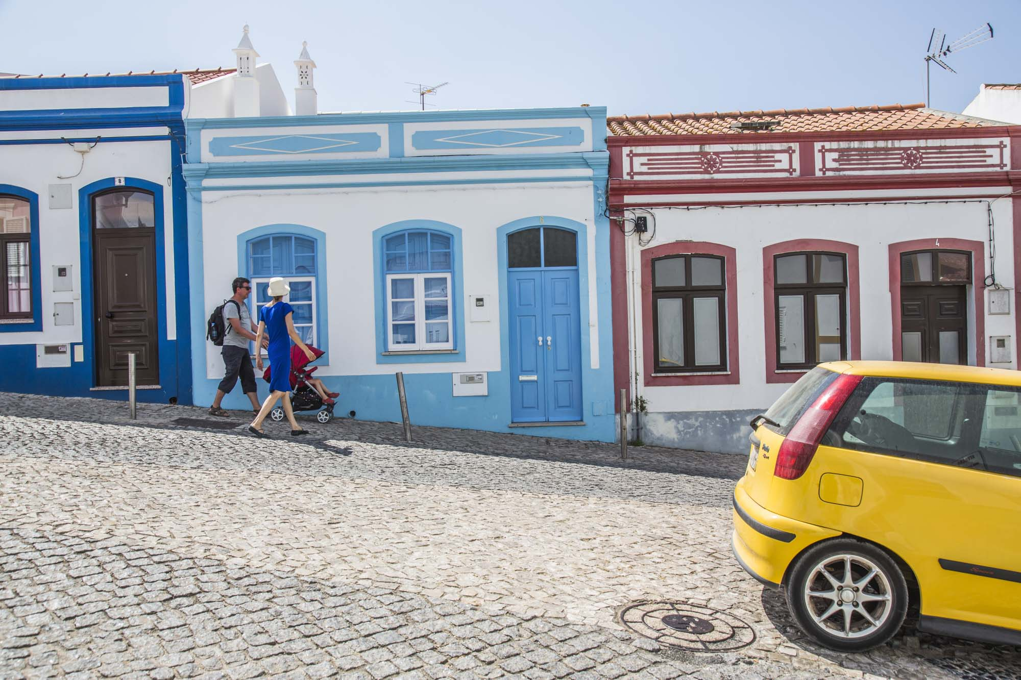 Portugal, Algarve, Atlantikküste, Lagos, Altstadt