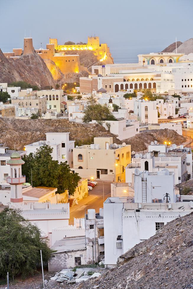 Arabische Halbinsel, Sultanat Oman, Muscat