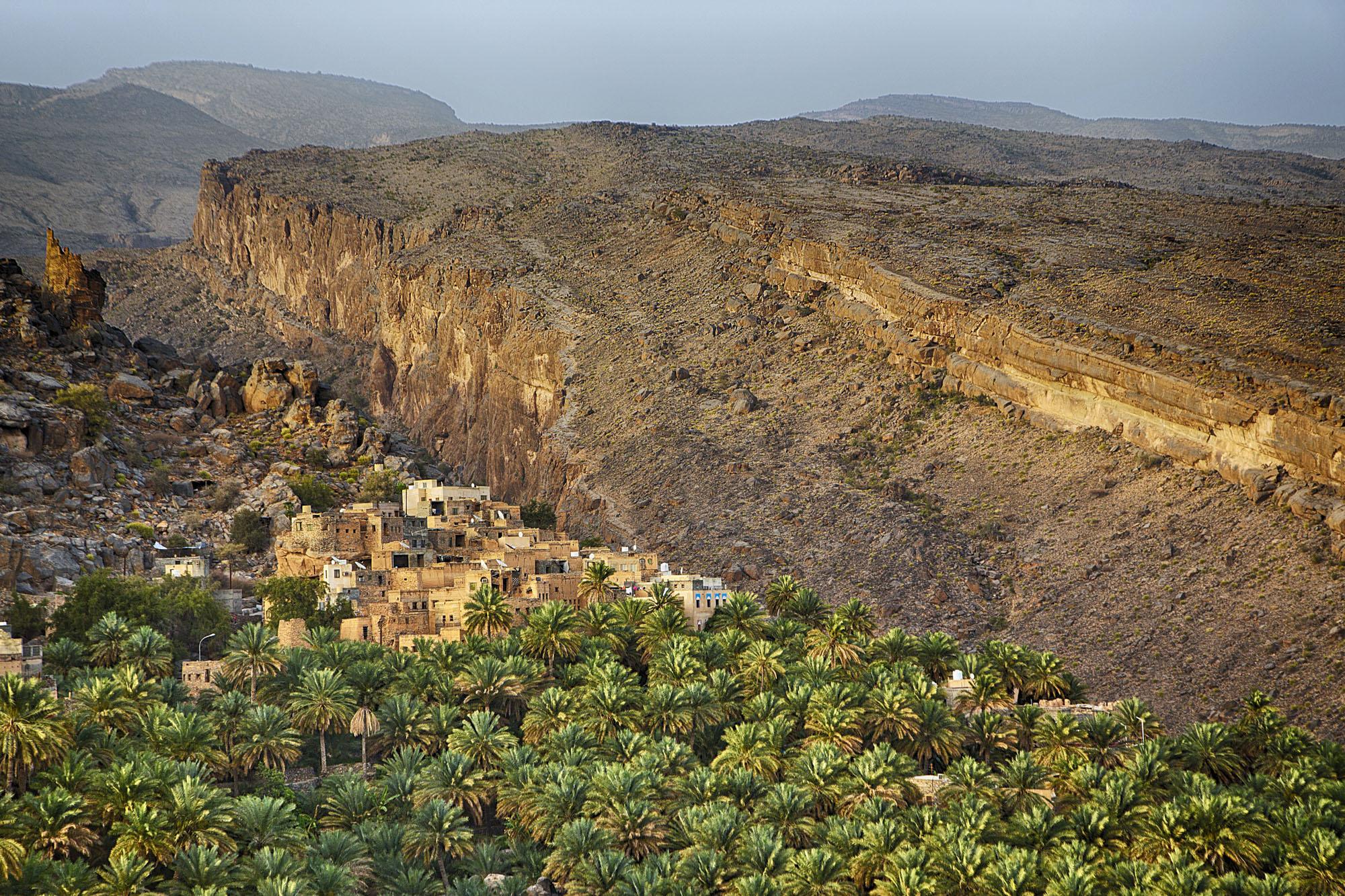 Arabische Halbinsel, Sultanat Oman,