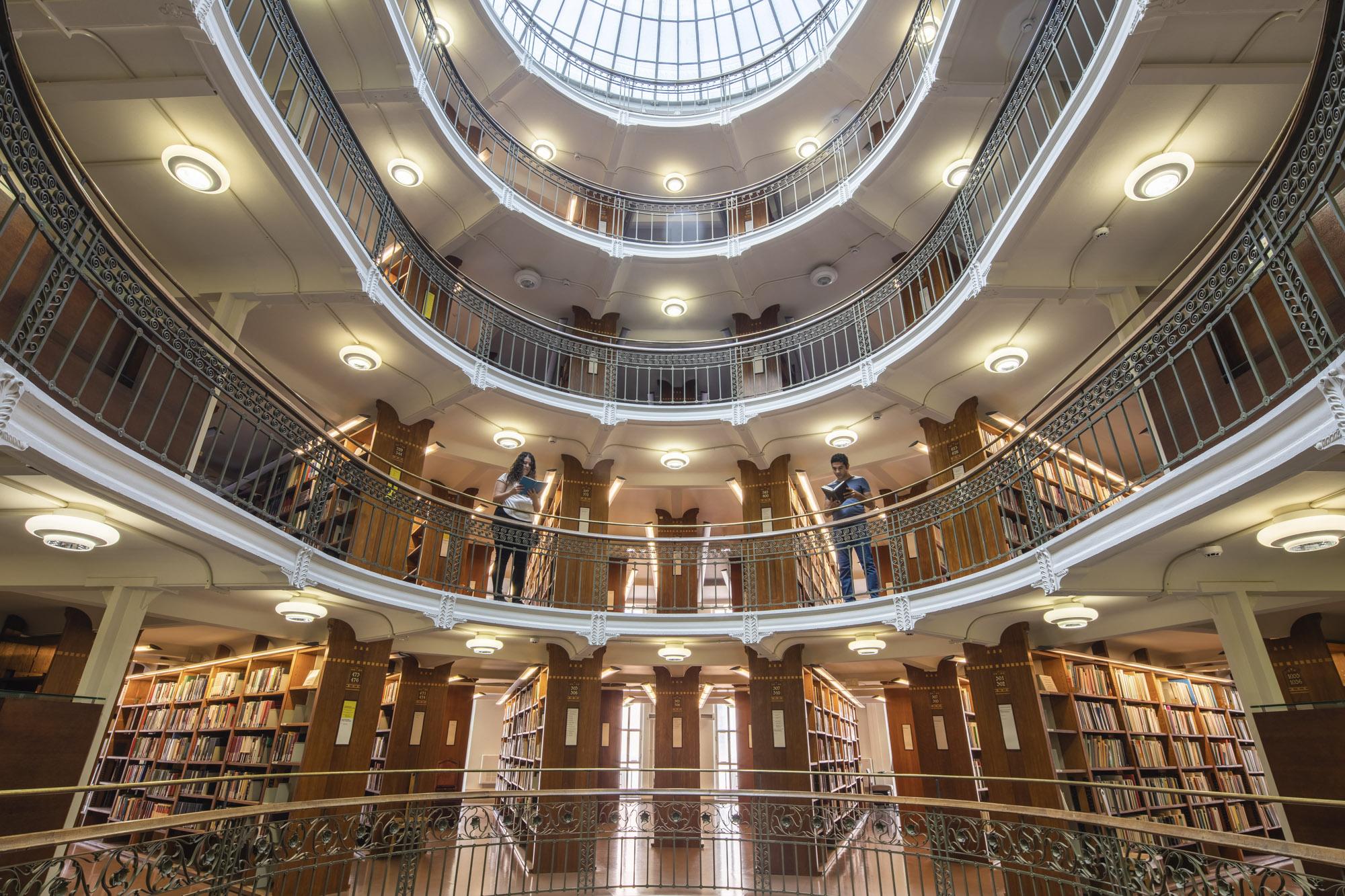 Finnland, Helsinki, National Bibliothek